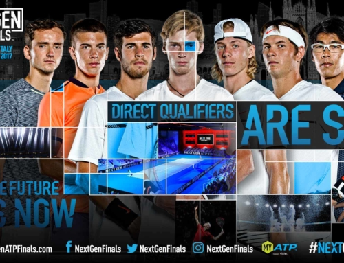 NextGen: watching the future of tennis?